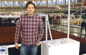 Duža klupa Partizanova prednost: Slobodan Nikić na sajmu sporta