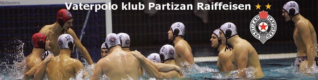 Vaterpolo klub Partizan